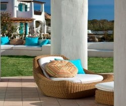 Villa Smeralda -Chill out area