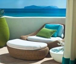 Villa Smeralda-Terrace