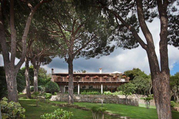 Villa Incanto: Outside view