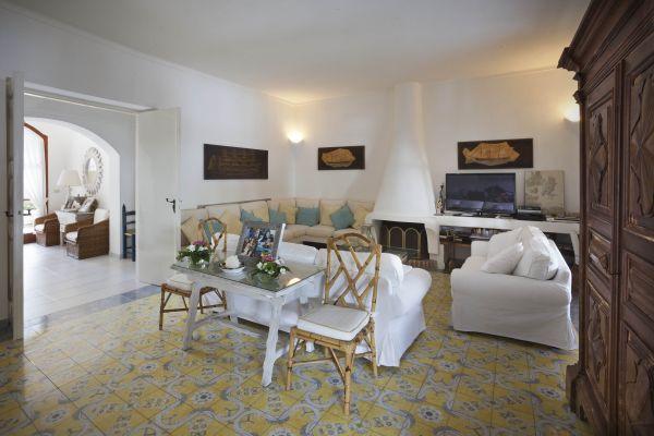 Villa Incanto: Living room