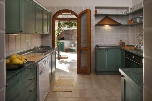 Villa Incanto: Kitchen
