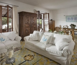 Villa Incanto: Living room