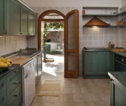 Villa Incanto: Kitchen