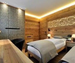 Chalet Croce: Bedroom