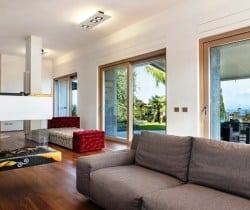 Villa Sogni - Living area