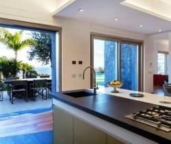 Villa Sogni - Kitchen