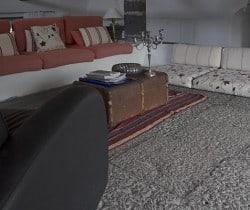 Villa Vittoria: Living room