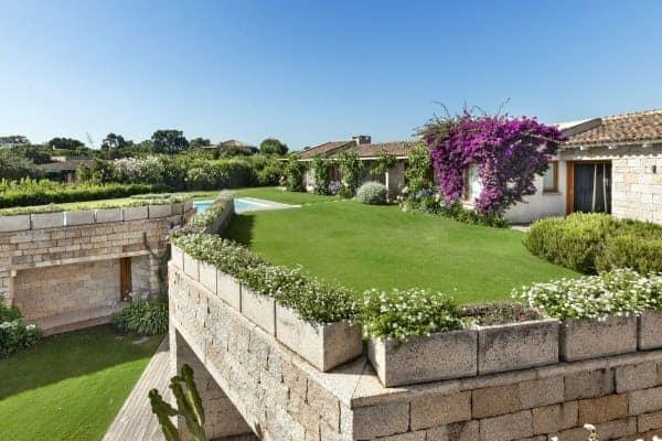 Villa Amata-Garden