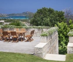 Villa Amata-Al fresco dining area