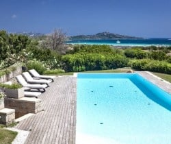 Villa Amata-Swimming pool  area