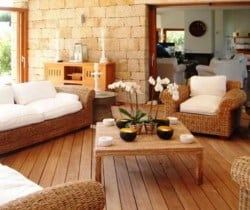 12Villa Elinor - In&Out chill out area
