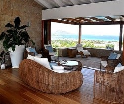Villa Marine-Chill out area