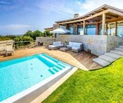 Villa Marine-Pool area