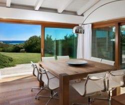 Villa Strelizia: Dining area