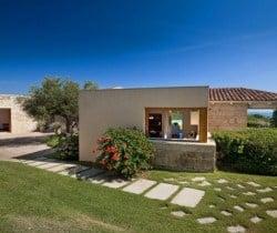 Villa Ulivo: Garden