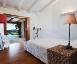 Villa Ulivo: Bedroom