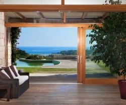 Villa Ulivo: Patio