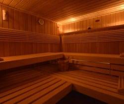 Chalet Cube - Sauna
