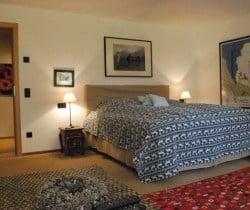 Chalet Muragl: Bedroom