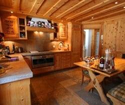 Chalet Olympus-Kitchen