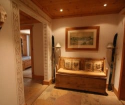 Chalet Olympus-Bedrooms hall