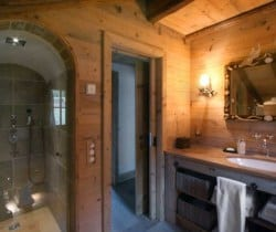 Chalet Rein: Bathroom