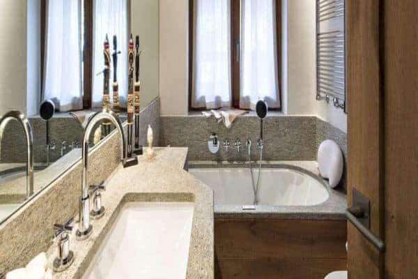 Chalet Singita-Bathroom