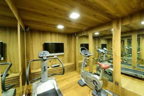Chalet Singita-Gym