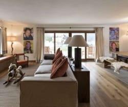 Singita-Living area