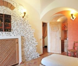 Villa Sole-Twin bedroom