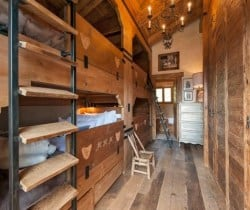 Chalet Abacus: Bedroom