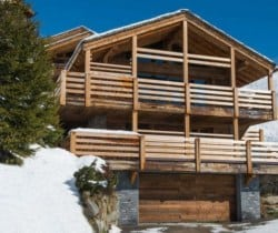 Chalet Azalea: Outside view