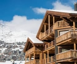 Apartment Briza: Outside view