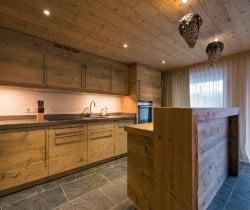 Apartment Briza: Kitchen