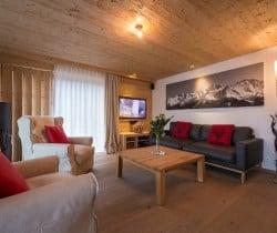 Apartment Briza: Living area