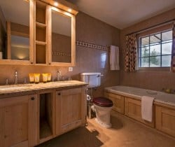 Apartment Domina: Bathroom