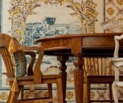Chalet Elle: Dining room