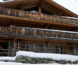 Chalet Mirach: Outside view