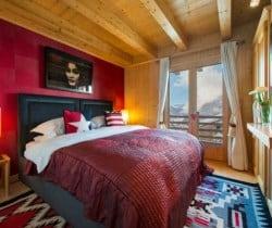 Chalet Soul: Bedroom