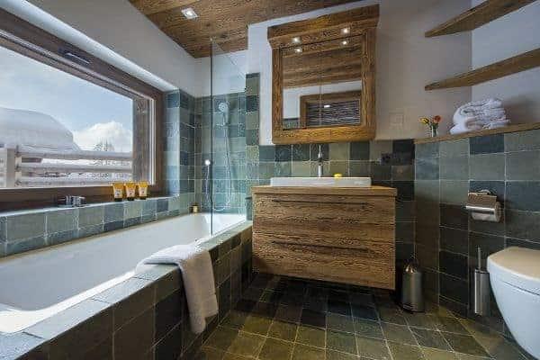 Apartment Vadar: Bathroom