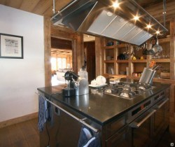 Chalet Vail: Kitchen