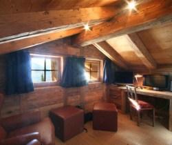 Chalet Vail: Master bedroom