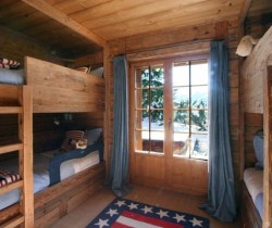 Chalet Vail: Bedroom