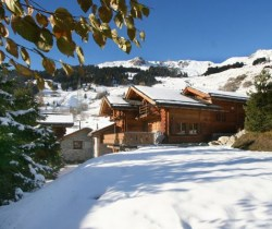 Chalet Vail: Outside view