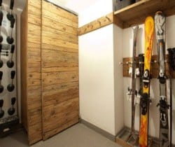Apartment Wally: Ski room