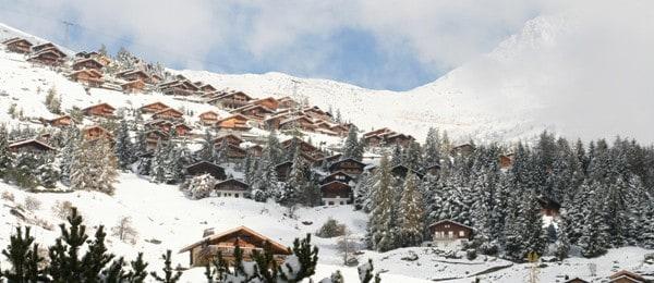 Verbier Landscape